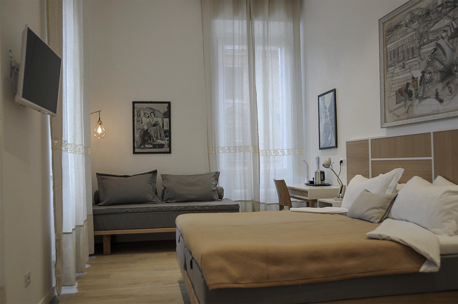 Room #3 Faro Basso